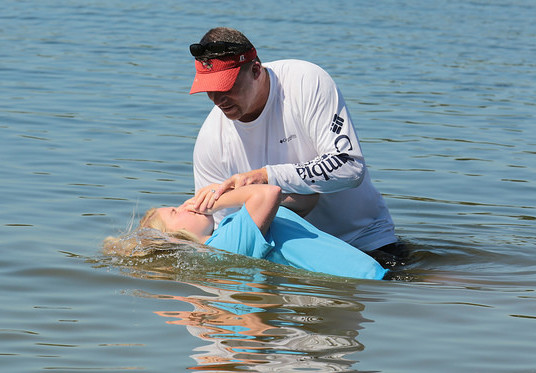 Baptism by Immersion