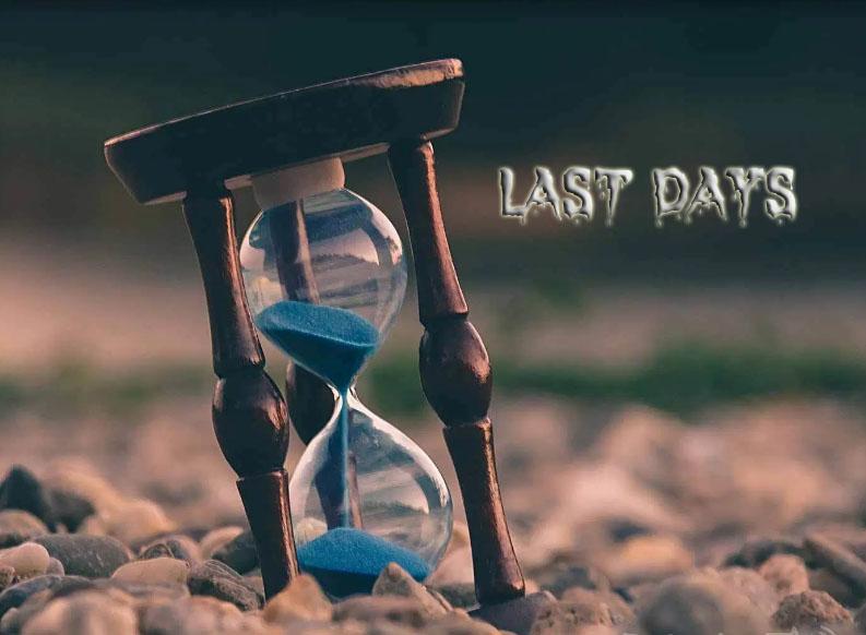 last days timer