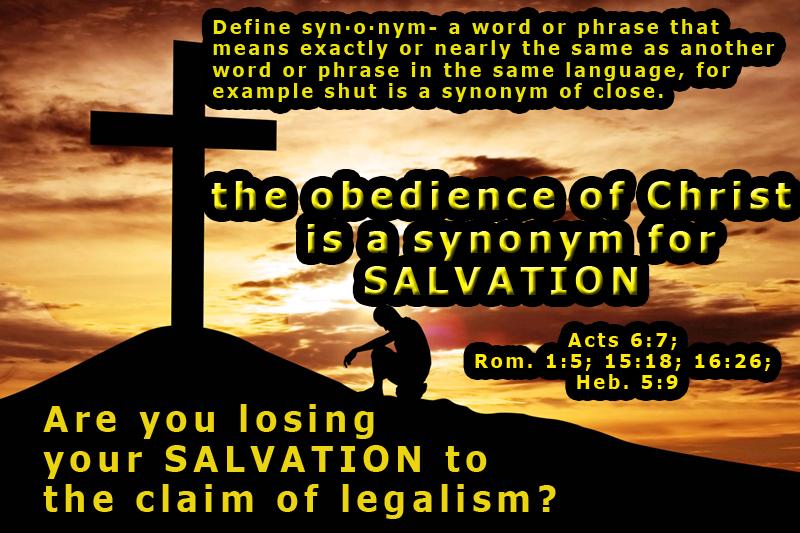 Salvation Synonym